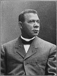 What college did booker t washington attend